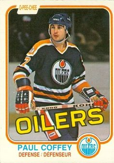 The Edmonton Oilers began as the Alberta Oilers in the World Hockey Association. The Oilers played in the WHA from until Edmonton Oilers, Hockey Cards, Baseball Cards, Penguins Players, Hockey Hall Of Fame, Stars Hockey, Player Card, Star Wars, Nfl Fans