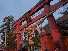 琵琶湖に浮かぶ鳥居「白髭神社」へ初日の出を見に行きました | 外で遊ぶ!アウトドアライフ