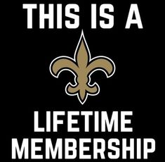 Get your New Orleans Saints gear today Nfl Saints, All Saints Day, Saints Gear, Saints Memes, New Orleans Saints Logo, New Orleans Saints Football, Let's Go Dodgers, Nfl Flag, Best Football Team