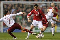 Cristiano Ronaldo Christian Panucci