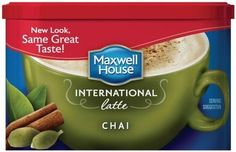 Maxwell House International Coffee Orange Cafe Container Pack of 3 *** See this great product. (This is an affiliate link) Coffee Store, Coffee Cafe, Coffee Drinks, Kraft Recipes, Gourmet Recipes, Orange Cafe, Maxwell House Coffee, International Coffee, Caramel Latte