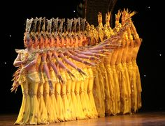 'Thousand-hand Bodhisattva' performed by China Disabled Peoples' Performing Art Troupe.