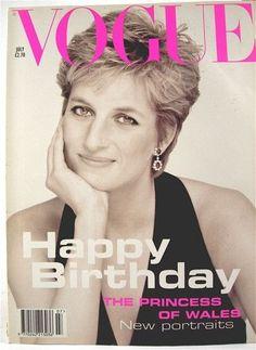 British Vogue July 1994