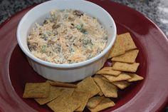 Christy: Appetizer: Neiman Marcus Dip