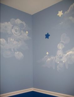 Disney theme kids room!