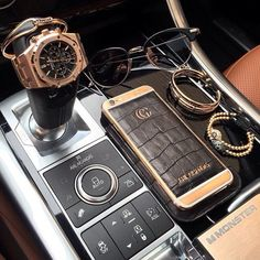 That Rich & Exotic Life