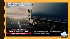 GPS Truck Tracking Systems Enjoy the most reliable services offer by GPSGaadi. We can installed GPS Tracker and constantly keep a record moving vehicle.