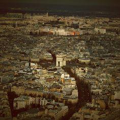 Arco do triunfo !! PARIS!!!
