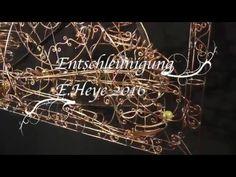 Entschleunigung  - Kugelbahn E.Heye 2016 - Kinetik Sculpture