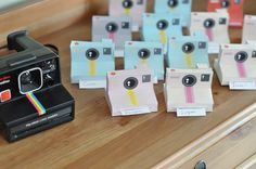 These cameras would be perfect for an around the world party