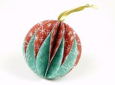 make christmas ornaments finished