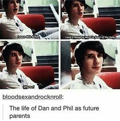 I don't ship Phan (hate me all you want, idc) but this is beyond accurate