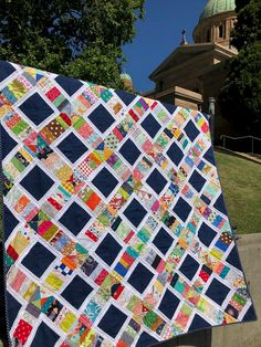 Patchwork n Play: Good Victory. Patchwork Quilt Patterns, Scrappy Quilts, Easy Quilts, Star Quilts, Crazy Patchwork, Patchwork Designs, Mini Quilts, Quilting Patterns, Color Make
