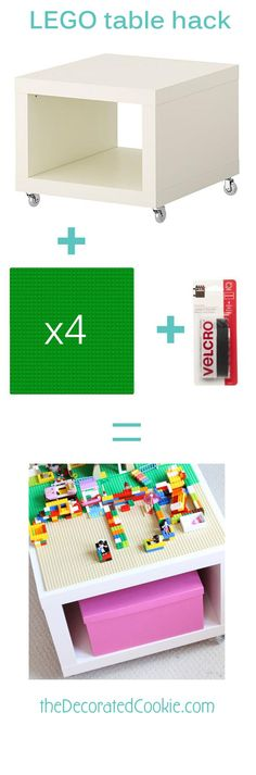 I love this idea! Building instructions are pretty simple :-)