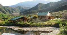 Buitenstekloof Mountain Cottages I liked this one the most from the pictures