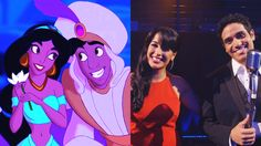 We asked Adam Jacobs (Aladdin) and Courtney Reed (Jasmine) of Broadway's Aladdin to cover the modern classic, and they served up a fresh, jazzy take on the radio hit.