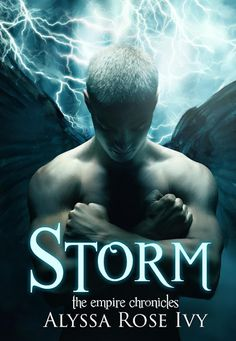 Storm (The Empire Chronicles #5) coming December 3, 2015!