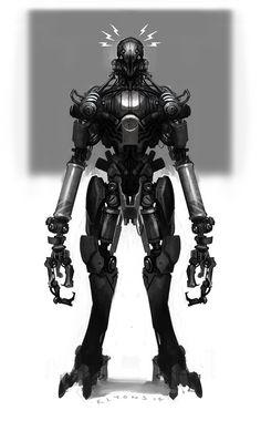 Robot - Rlyons