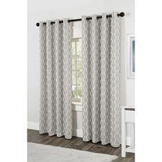 Amalgamated Textiles USA Baroque Curtain Panel