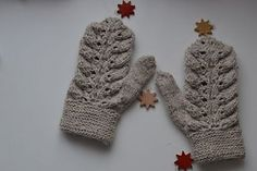Ravelry: Project Gallery for Tree Mitten
