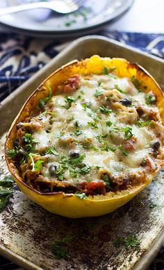 Tex-Mex Spaghetti Squash Is the Easy and Healthy Dinner You Need