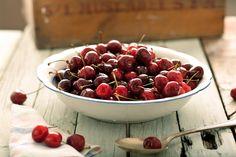 cerezas Plum, Cherry, Fruit, Food, Products, Cherries, Eten, Meals, Gadget