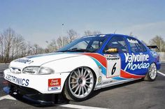 Ford Mondeo Super Touring ex BTCC Paul Radisich