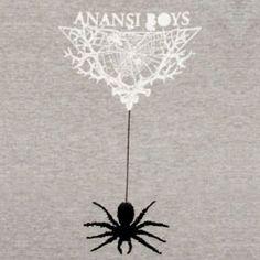 Anansi Boys (grey)