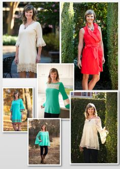 Missy Robertson has came out with her own clothing line!