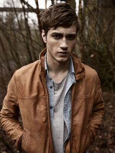 scotch & soda - love the washed out colours