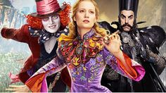 Alice through the looking glass                              …