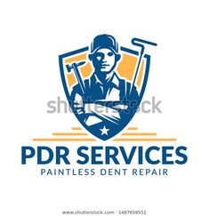 Service Logo, Logos, Royalty Free Stock Photos, Illustrations, Artist, Illustration, Illustrators, Logo, Character Illustration