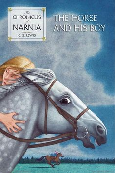 The Horse and His Boy, US Edition in Hardcover and Paperback. With cover art by three-time Caldecott Winner David Wiesner and original interior illustrations by Pauline Baynes.