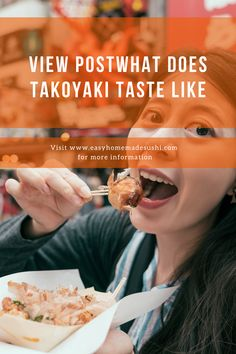 Takoyaki can vary slightly in its flavors based on where you get it and how it was made. Read on to find out Japan Street Food, Thai Street Food, Indian Street Food, Korean Fashion Ulzzang, Ulzzang Korea, Filipino Recipes, Filipino Food, Sushi Donuts, Vietnamese Dessert