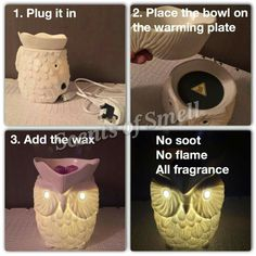 Flame free - Wick free - Toxin free! #scents #Wickless #candles