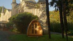 #POD #hébergement#insolite  - http://www.hietala-aventure-loisirs.com/