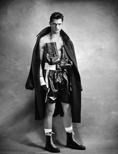 Man of The World Magazine Summer 2014 - Sean O'Pry stars as a fighter by day, debonair gentleman by night in the 'Kingsway' editorial for the Man of The World Magazine S. Sean O'pry, Best Male Models, American Male Models, Spain Fashion, New Fashion, Muse, Prom Photos, Editorial Fashion, Supermodels