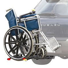 Silver Spring Manual Wheelchair Carrier with Tilting Platform Silver Spring http://www.amazon.com/dp/B00XN5ESLQ/ref=cm_sw_r_pi_dp_5RF4vb0TBSAF3