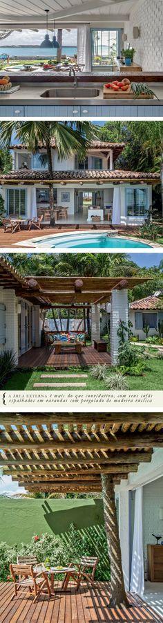 buzios beach home - via living gazette