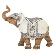The Curated Nomad Merced Natural Polystyrene Resin Elephant Statue (Dcor), Black(Acacia) Elephant Sculpture, Lion Sculpture, Decorative Objects, Decorative Pillows, Decor Pillows, Ceramic Elephant, Elephant Art, Elephant Stuff, Elephant India
