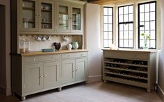 Neptune dresser and wine rack