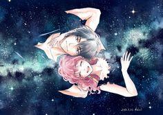 Another wonderful Kaori's Fanart Hak X Yona