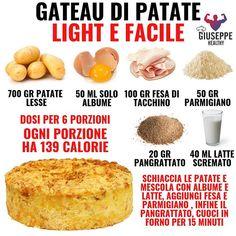 ricette semplici di perdita di peso