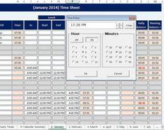 Microsoft Excel PC Keyboard Shortcut Printable by brigetteidesigns