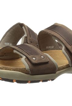Naot Footwear Climb (Bison Leather) Men's Sandals - Naot Footwear, Climb, 55110-241, Men's Casual Sandals Sandals, Hook Loop, Casual Sandal, Open Footwear, Footwear, Shoes, Gift, - Fashion Ideas To Inspire