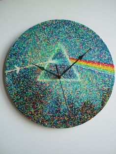 Waste of great vinyl, unless it's warped. And we know it can't be warped; it's Pink Floyd, roght?