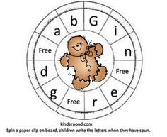 Winter and Christmas Spin a Word by Kinderpond - - Pinned by @PediaStaff – Please visit http://ht.ly/63sNt for all (hundreds of) our pediatric therapy pins