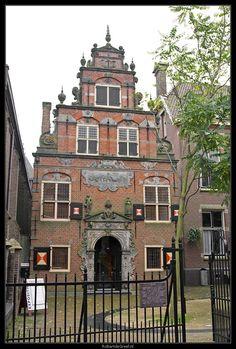 Enkhuizen - Oude Weeshuis - Westerstraat