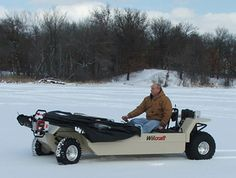 Ice fishing car Shop Ideas, Diy Ideas, Redneck Crafts, Amazing Cars, Awesome, Winter Fishing, Project Ideas, Projects, Ice Fishing