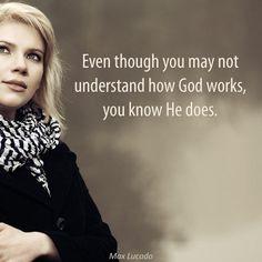 You may not understanddellington  #faithingod #god #hehasaplan #MaxLucado #trusthim #understand #understandgod